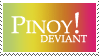 Pinoy Stamp by p40