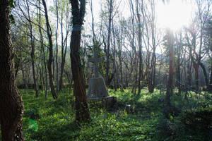 Graveyard V1... by Dark-Indigo-Stock