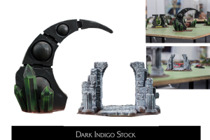Fantasy/Sci-fi V1... by Dark-Indigo-Stock