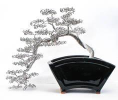 Bonsai Tree by skezzcrom