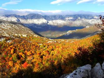 Autumn memories by AntaresAquarii
