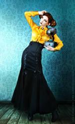 New Age Victorian by KatlinSumnersModel