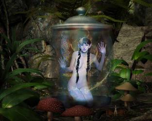 Fairy Specimen by KatlinSumnersModel