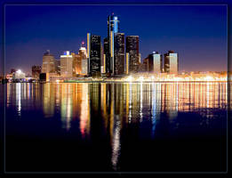 Detroit Sleeping by DocZ65