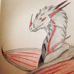 TFP: Dragonformers Starscream redesigned colored by CptJediPiggyPrime
