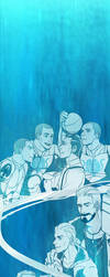 Pacific Rim - For Love, For Family, For the One. by shadowfree99
