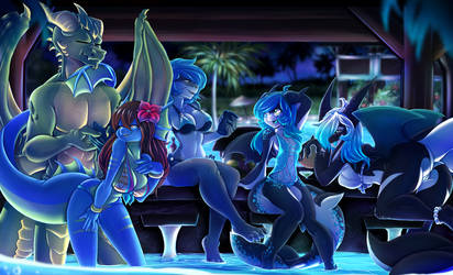 Party time! by RainbowScreen