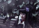 xxxHolic. Dark Yuuko. Kota. Cosplay by Black-Kota