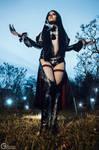 Granado Espada. Dark Emilia by Black-Kota