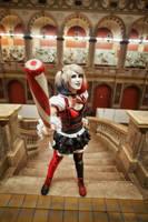 Harley Quinn by Black-Kota