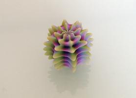Alien Egg Print by llewelld