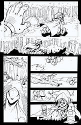 Battle For Ozellberg  page 4 by stump100