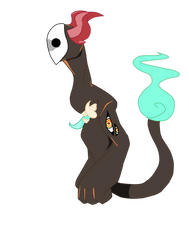 Doodle dump~Esper by LegendsOfMew2