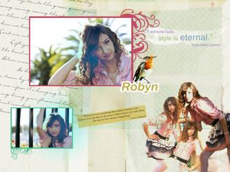 Robyn by hrtlsangel