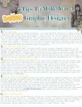 5 Tips - Magazine Page by hrtlsangel