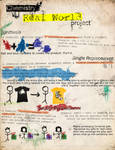 The Real World - Project by hrtlsangel