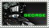 George Sanderson Stamp by Delta-Eagle-84