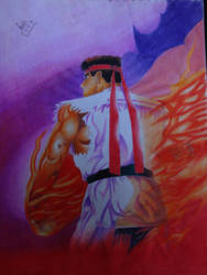 Ryu by almorti123