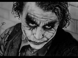 Joker by almorti123