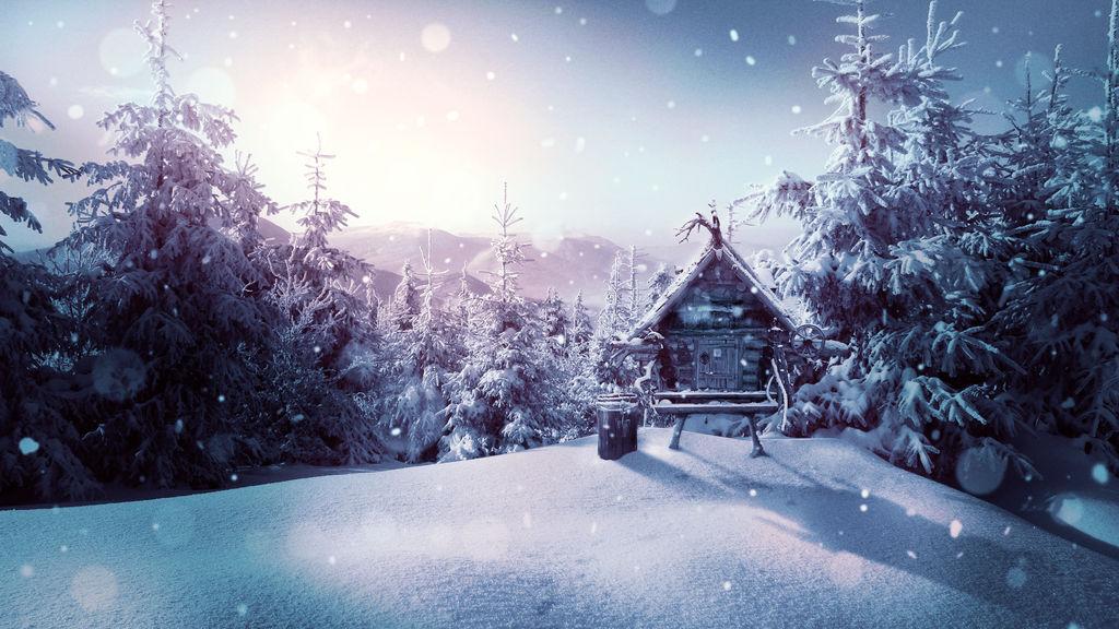 Winter Tale by YarBrenor