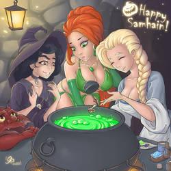 Happy Samhain! by YarBrenor