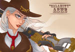 Ashe by YarBrenor