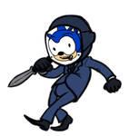 Sonic The Spycrab by PaTheGrub