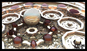 The Nineth Sphere - dIFS chain #80 by miincdesign