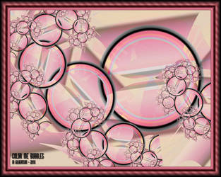 Color Me Bubbles by miincdesign