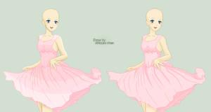 Dress Base by Emiisaur