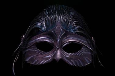The Black Masquerade by VirtualMessiah