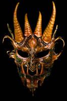 Eastern Dragon by VirtualMessiah