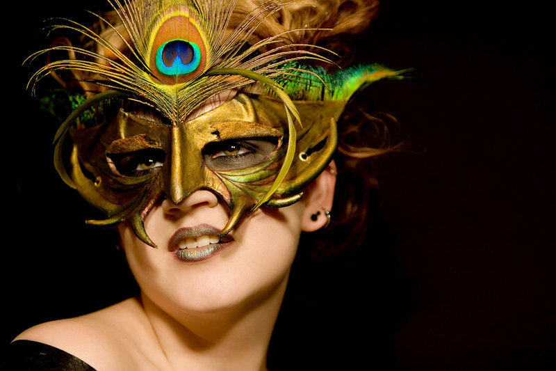 The Masquerade by VirtualMessiah