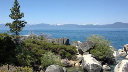 Tahoe Landscape 4 by MegaRaptor86