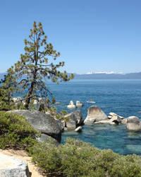 Tahoe Landscape 5 by MegaRaptor86