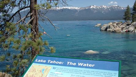 Tahoe Landscape 7 by MegaRaptor86