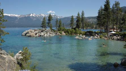 Tahoe Landscape 8 by MegaRaptor86
