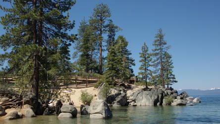 Tahoe Landscape 9 by MegaRaptor86