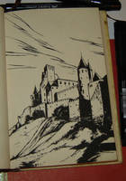 Old Castle by sai-kin