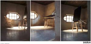 Lo Studiolo - Heizkraftwerk by sheorun