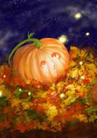 Pumpkin Season by Animejaz