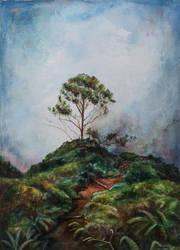Lost in Mist by emmekamalei