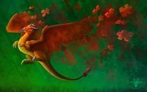 Puzzle Dragon by Diterkha