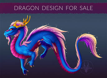 [OPEN] Dragon design for sale! #6 by Diterkha