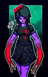 :make them bleed pixels: by PoisonRemedy