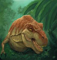 Dino by BillingslyN