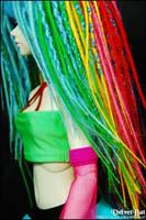 Colour Explosion 002 by VelvetBat