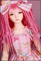 Wonder Cookie Girl 001 by VelvetBat