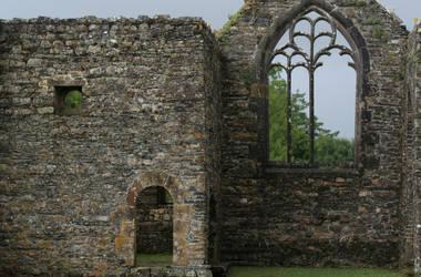 Ruins6412 by smaragdistock