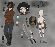 |Rag Doll|Reference sheet by LilJay14